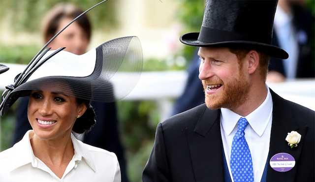 принц Хари и Меган Маркъл споделиха следващата година ще имат бебе