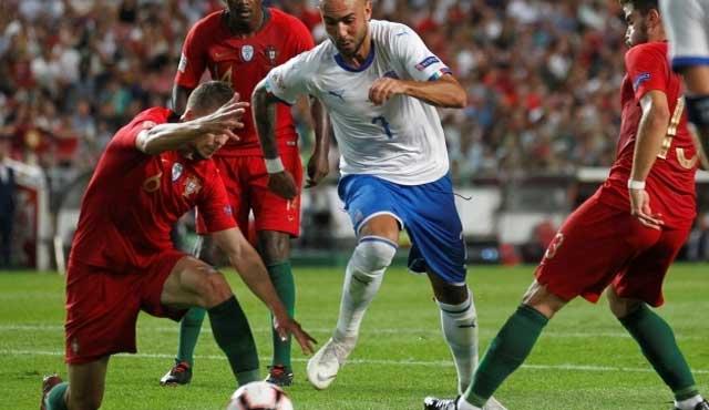 Прогнози за голове в Италия - Португалия