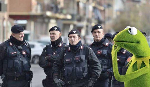 Италианската полиция с арести на близо 70 души за хазартни измами