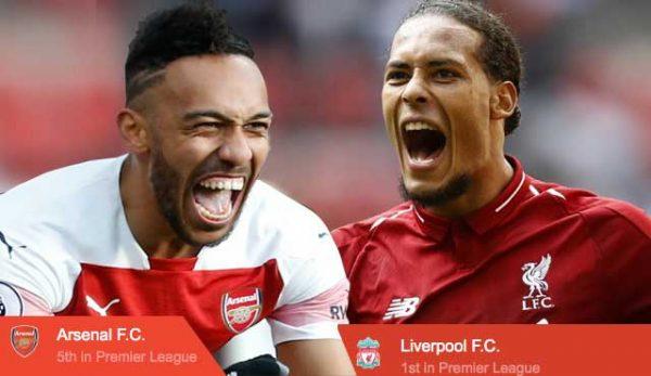 Ще увеличи ли Ливърпул аванса си на върха срещу Арсенал?