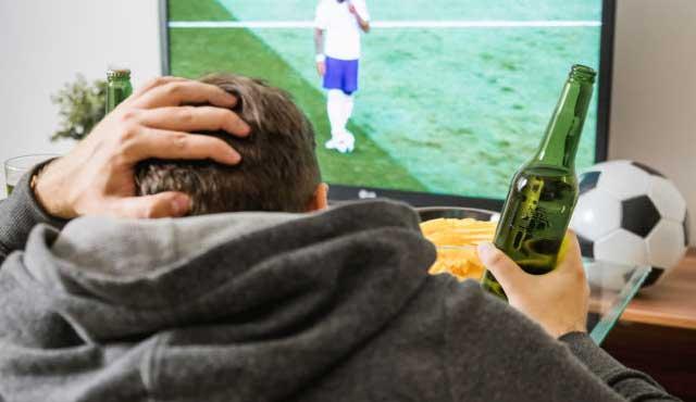 забрана на рекламите на букмейкърски къщи по време на спортни предавания