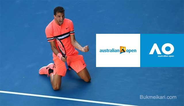 Григор Димитров извън първата десетка на букмейкърските фаворити за Australian Open