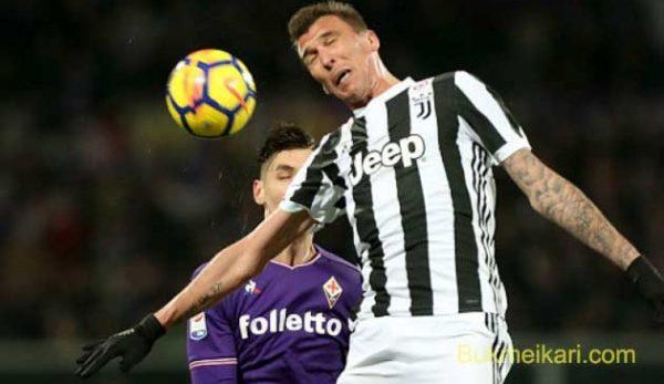Ювентус до Флоренция за 14-ия кръг Серия А изгоден залог с коефициент е доста по-голям - 2.70.