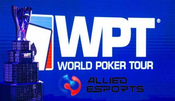 Световния покер тур се обединява с компания за е-спортове