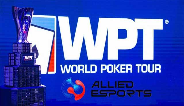 Световният покер купива компанията за електронни спортове Allied Esports International