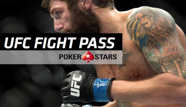 """PokerStars първият в историята """"Официален покер партньор"""" на веригата UFC"""