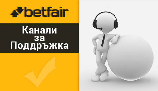Проблем с Бетфеър? Научете всичко за Betfair Чат на Живо и другите канали за поддръжка на клиенти