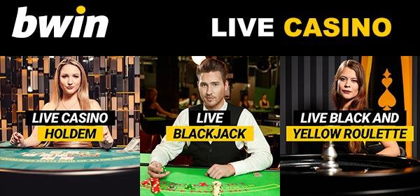 Bwin казино на живо
