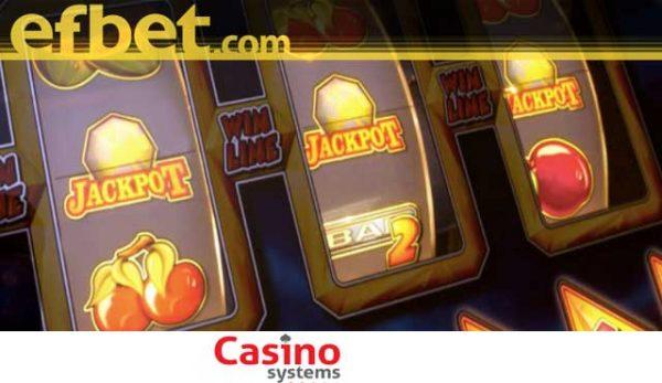 CasinoFlex е компания която разработи 100% система, от изискванията на Ефбет това е система за управлението на физическите казина