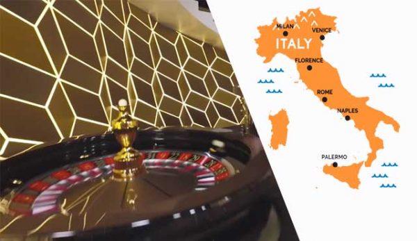 Италия започна 2019 г. с увеличени хазартни данъци