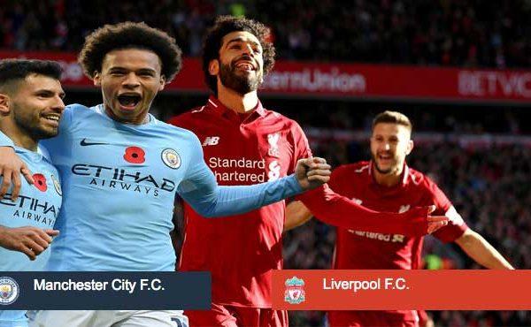 Манчестър Сити vs Ливърпул Прогноза и Коефициенти