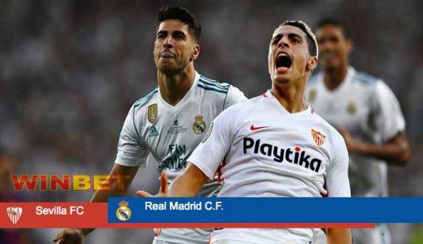 Залози на Реал Мадрид - Севиля
