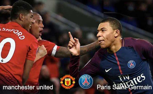 Манчестър Юнайтед се изправя срещу тима ПСЖ