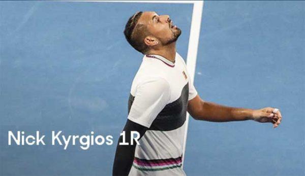 тенисист на Австралия Ник Кирьос атакуван от журналисти в за информацията, че брат му Кристос е получил 40 000 долара, за да рекламира оператор на залози