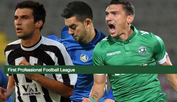 коефициентите за шампион на Първа лига на шампионата в българския букмейкър