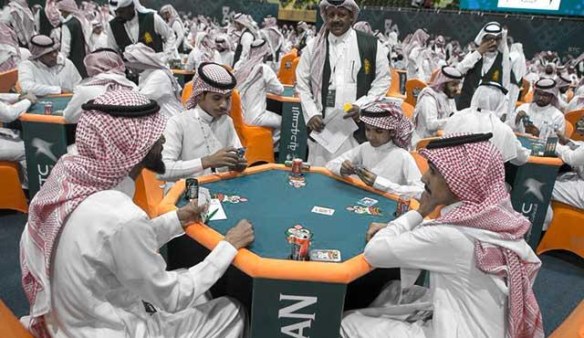 от Саудитска Арабия - принц е загубил сума от 360 млн. щатски долара на игра на покер за период от 6 часа