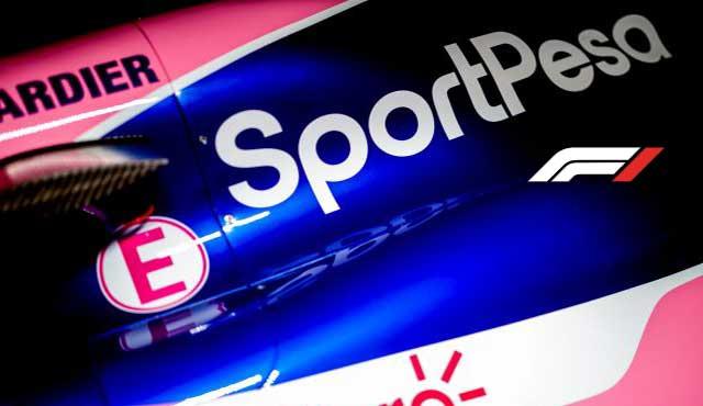 Африкански букмейкър стана спонсор на отбор от Формула 1