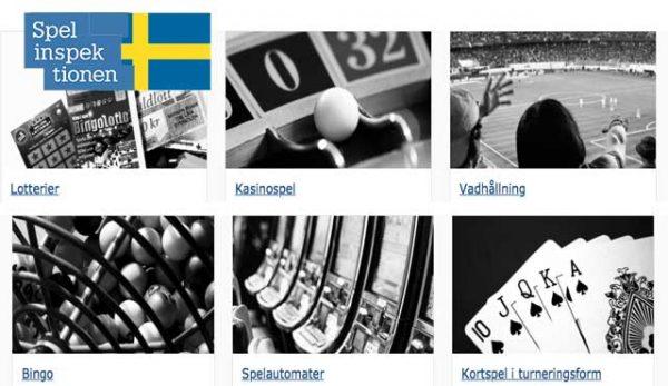 Шведският регулатор на хазарта Spelinspektionen с предупреждение на лицензополучатели с контрола на бонус офертите
