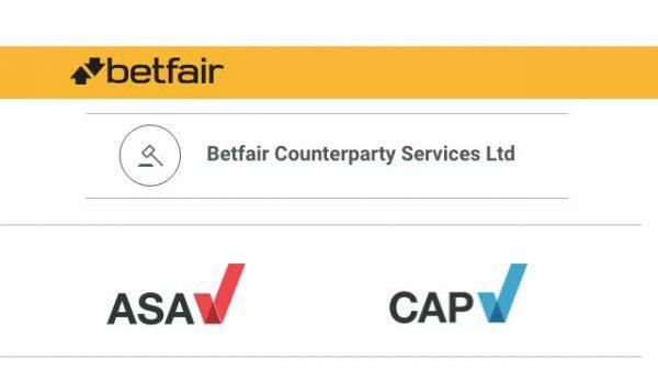 Betfair се отърва от глоба за ТВ реклама във Великобритания