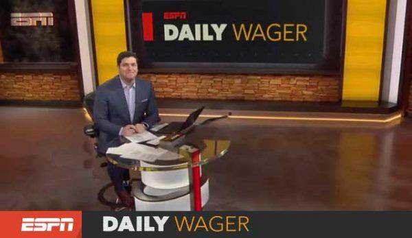 ESPN с ново ежедневно телевизионно за спортни залагания Daily Wager