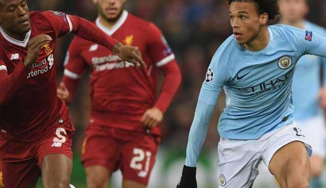 Манчестър Сити отнесе Ливърпул по коефициенти за титла