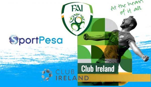 Африкански букмейкър ще спонсорира Футболната асоциация на Ирландия