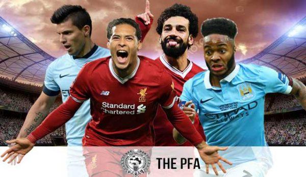 Залози за PFA играч на годината