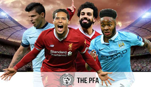 езон 2018/19 на Премиър лийг - Асоциацията на професионалните футболисти (PFA).