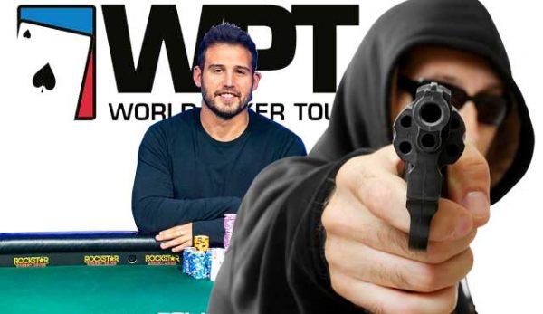 шампион от (WPT) Дарън Елиас в шок, въоръжен крадец влезе в дома му, обирджията колега покер играч от турнири