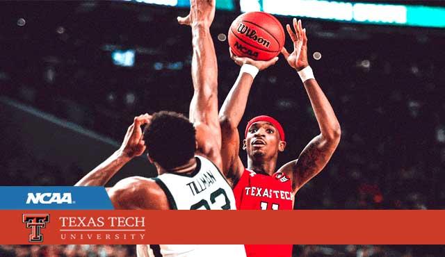 Тексас Тех Ред Райдърс на колежанското първенство по баскетбол NCAA