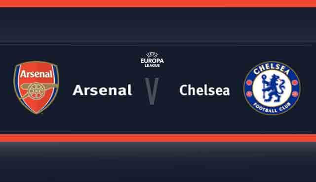 финала в Лига Европа в Баку