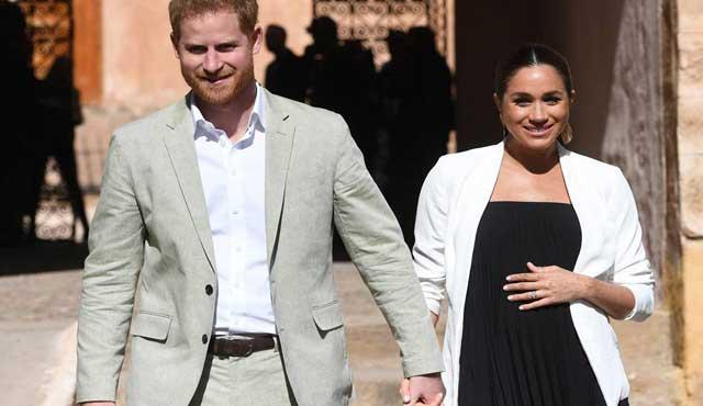 Име на кралското бебе: Кои са фаворитите на Хари и Меган според Betfair?