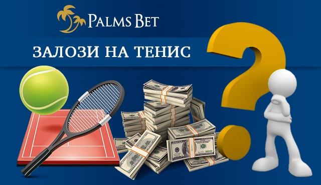 Струва ли си да залагаме на тенис в Palms Bet?
