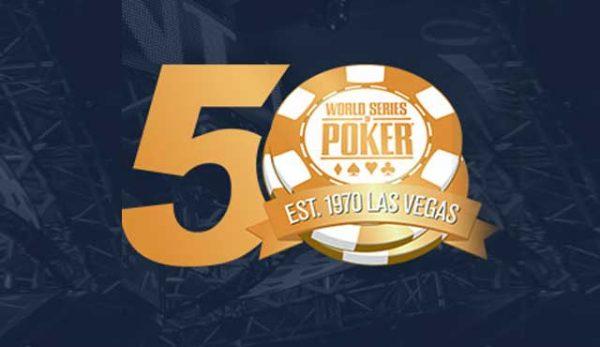 Световните серии по покер през 2019 г. Юбилейното 50-то издание на събитието започва на 28 май и ще продължи до 16 юли.