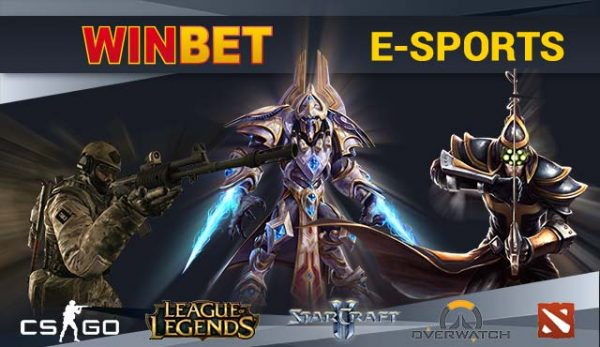 Winbet Електронни спортове