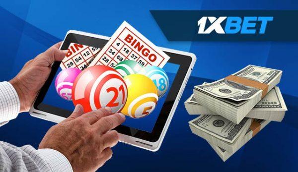 1xBet Bingo - Играйте бинго с реални пари