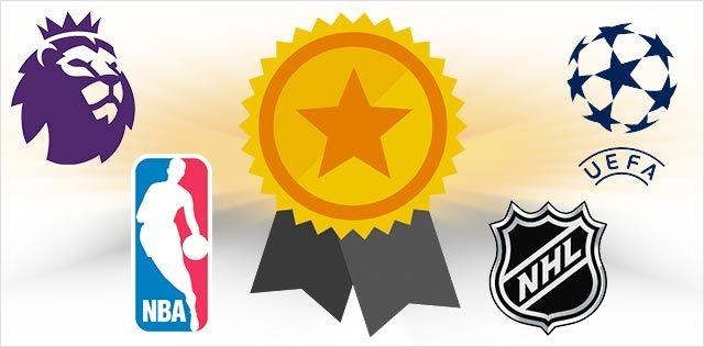 Bet365 популярни спортни лиги