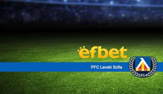 Столичният клуб Левски заяви, че 7777.bg е партньорът за следващия сезон Хазартният сайт заменя букмейкърска къща - Efbet