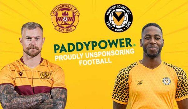 Два британски клуба станаха част от кампанията на Paddy Power за екипи без букмейкърски лога