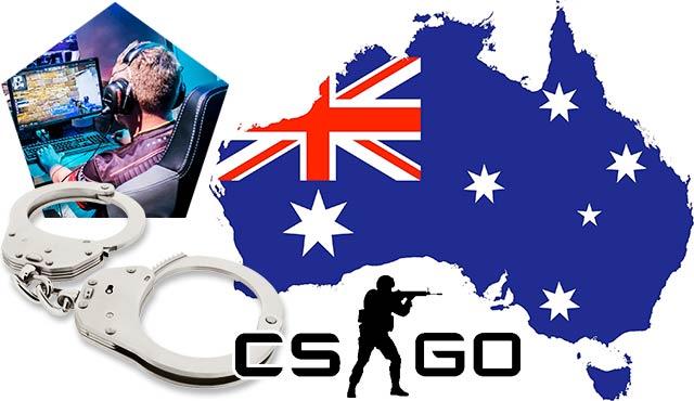 Арести в Австралия за съмнителни залози на електронни спортове