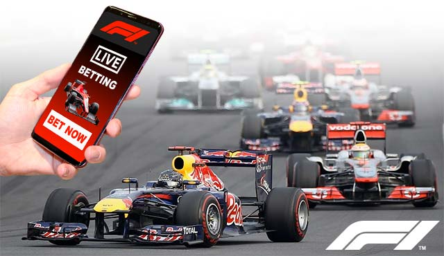 Формула 1 с услуга за залози на живо