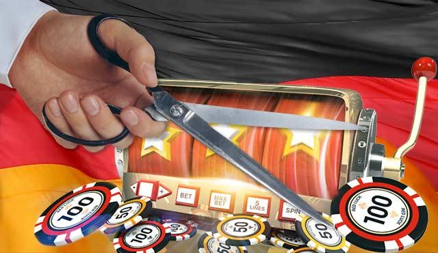 Немските букмейкъри с нареждане да премахнат разделите за казино игри