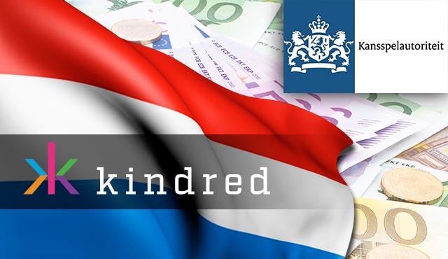 Холандия глоби Kindred Group за нарушаване на закон от 1964 г.