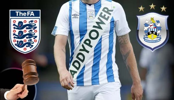 Хъдърсфийлд пред глоба от FA заради шега на Paddy Power