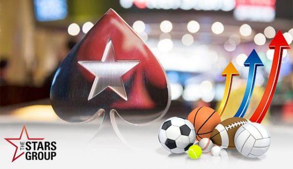 The Stars Group разчита все повече на спортните залози, показва проучване