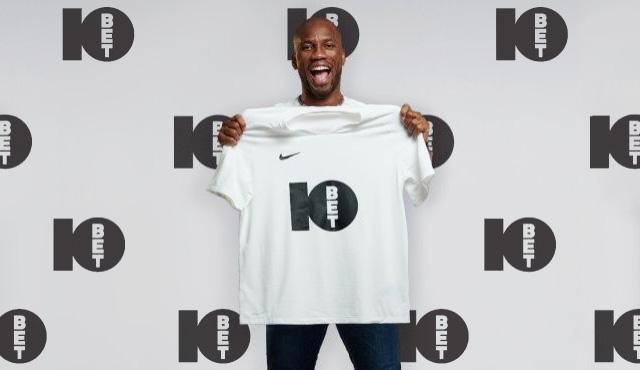 Дидие Дрогба стана рекламно лице на букмейкър