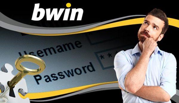Какво да правим при забравени данни за вход в Bwin?