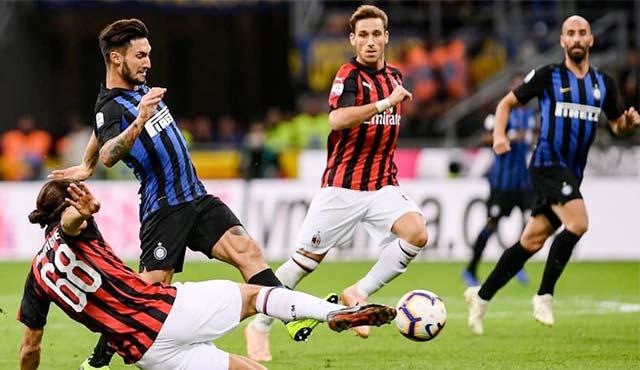 Интер с предимство в дербито на Милано
