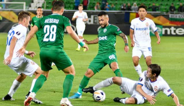 Лудогорец стана втори фаворит в Група Н след голямата победа над ЦСКА Москва