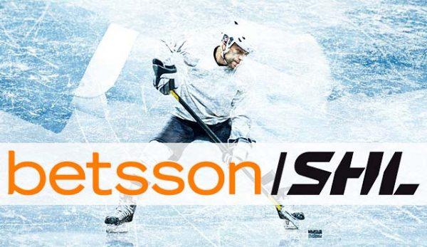 Betsson и Шведската хокей лига с нов договор